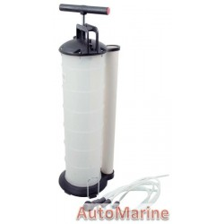 Fluid Extractor - Manual - 7Lt