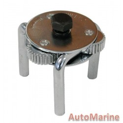 Metal Oil Filter Wrench