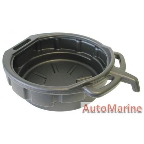 Oil Drain Pan - 15 Litre
