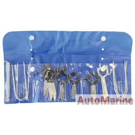 Radio Removal Tool Set for Most Radios