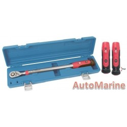 Torque Wrench Hd 40-200Nm Click Type