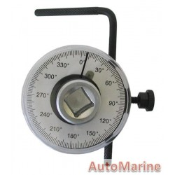 Torque Angle Gauge 360 Degree.