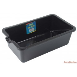 Oil Drain Pan - 6 Litre - Square