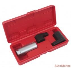 Oxygen Sensor Socket Set 3 Piece