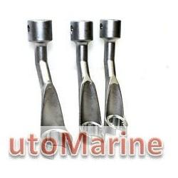 Injector Line Socket Set  14/17/19mm
