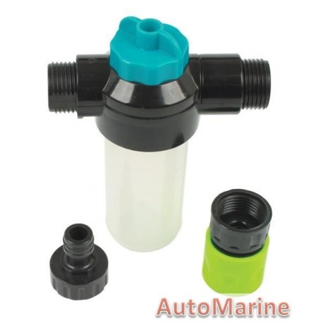 Outboard Engine Flusher Kit