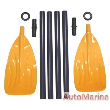 Plastic Oars