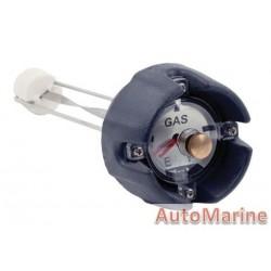 Fuel Tank Cap with Gauge