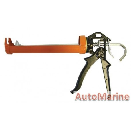 Caulking Gun Heavy Duty - Professional  9 inch