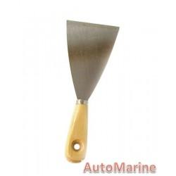 80mm Scraper Wooden Handle