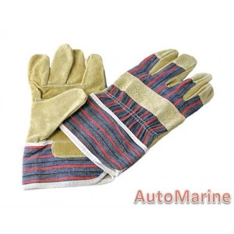 Work Glove Pair