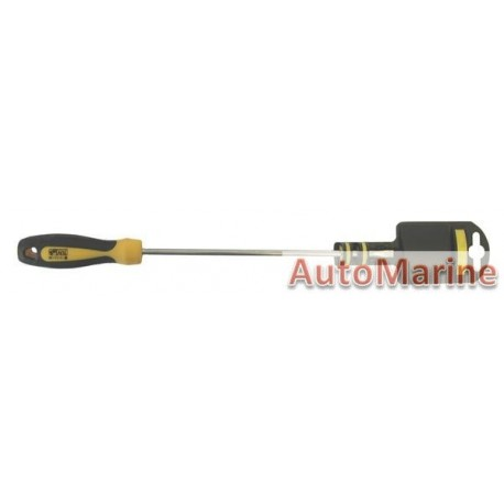 Electrical Screwdriver 5mm x 200mm Workmens