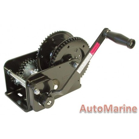 2000LB Hand Winch with Brake