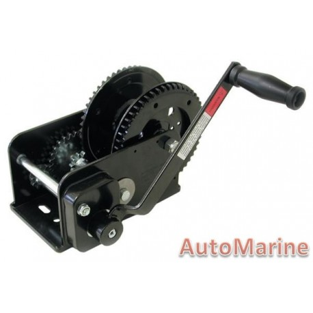 2500LB Hand Winch with Brake