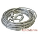 Winch Cable 10 meter x 8mm