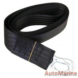 Winch Strap 4.5 meter with Small Hook
