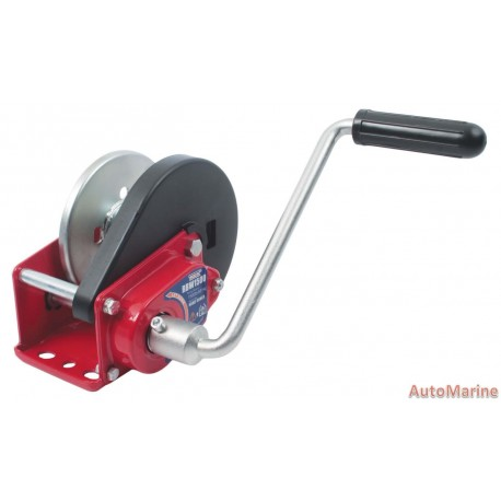 1500LB Winch with Brake
