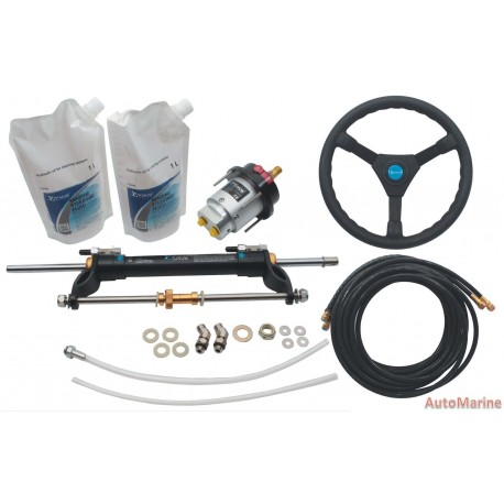 Hydraulic Steering Kit 15 - 140hp
