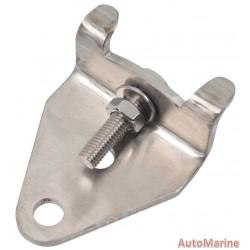 Steering Bracket - 316 Stainless Steel