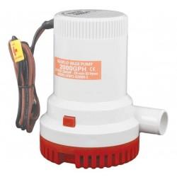 Seaflo Bilge Pump - 2000 Gph - 12V