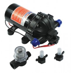 Seaflo High Pressure Wash Pump 15 Lpm / 4 Gpm - 12V