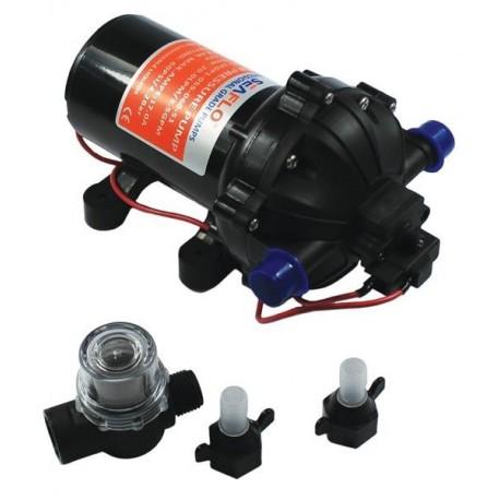Seaflo High Pressure Wash Pump 20 Lpm / 5.5 Gpm - 12V