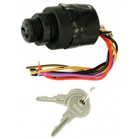 Boat Ignition Switch - Water Resistant