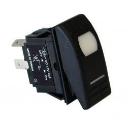 Waterproof Switch - 3 Pin - LED - 15 Amp