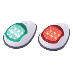 Navigation Lamp LED Pair Red + Green + White