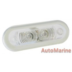 Universal Lamp 2 LED - Clear