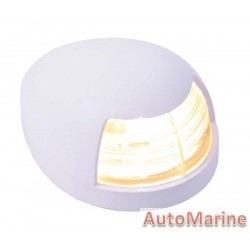 White LED Stern Light - Horinzontal Mount