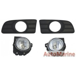 Mazda BT-50 2006 Onward Spot Lamp Set