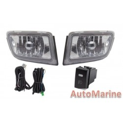 Mazda B-Series 2004 Onward Spot Lamp Set