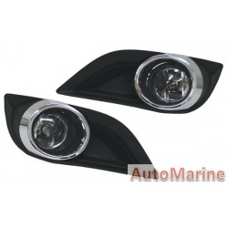 Mazda BT-50 2011 Onward Spot Lamp Set
