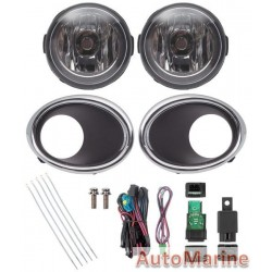 Nissan Qashqai 2014 Onward Spot Lamp Set