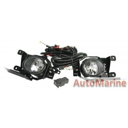 Nissan X-Trail Spot Lamp Set