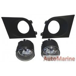 Nissan Tiida 2005 Onward Spot Lamp Set