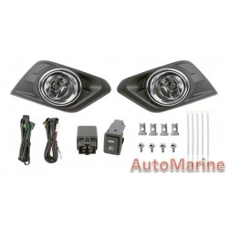 Nissan X-Trail 2014 Onward Spot Lamp Set