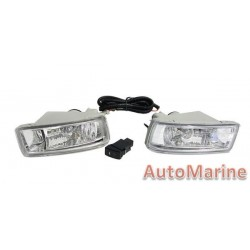 Isuzu 2003 Onward Spot Lamp Set