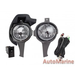 Toyota Hilux 2005 Onward Spot Lamp Set