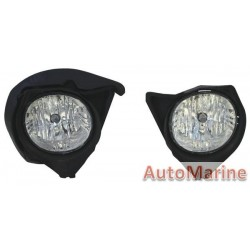 Toyota Fortuner 2006 Onward Spot Lamp Set