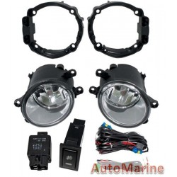 Toyota Avanza 2008 - 2011 Spot Light Set