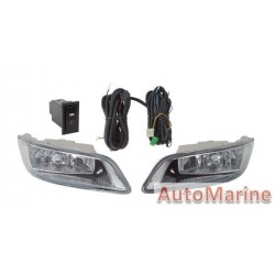 Toyota Condor 2002 Onward Spot Lamp Set