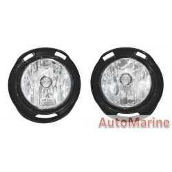 Toyota Etios Sedan / Hatch 2012 Onward Spot Lamp Set