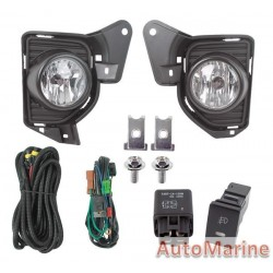 Toyota Quantum 2014 Onward - New Shape Spot Lamp Set