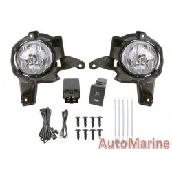 Spot Lamp Set for Toyota RAV4 2013 Onwards
