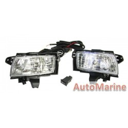 Toyota Corolla 2003 - 2006 Spot Light Set