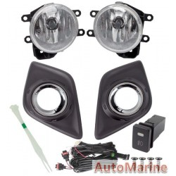 Toyota Hilux 2015 Onward Spot Lamp Set