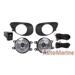 Toyota Yaris Spot Lamp Set