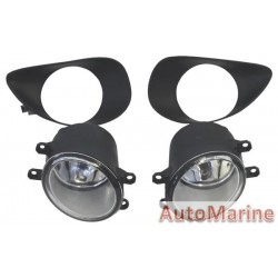 Toyota Yaris Hatch 2006 Onward Spot Lamp Set